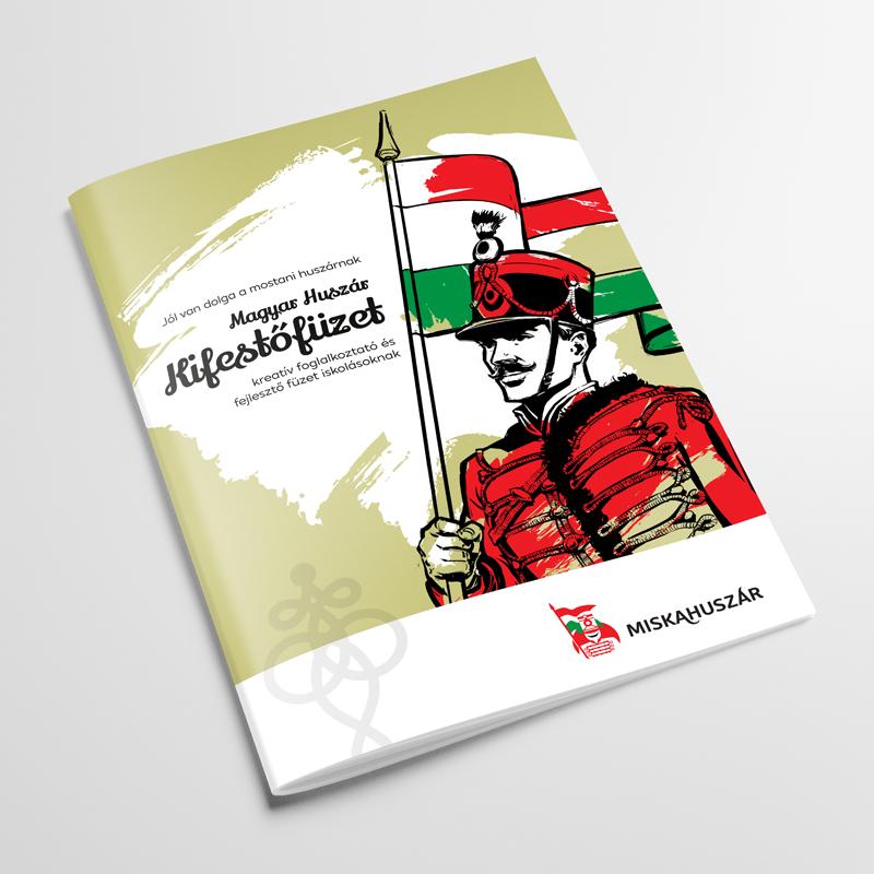 Magyar Huszárok Kifestőfüzet elektromos cigi, elektromos cigaretta,e cigi,e cigaretta,elektronikus cigaretta, eliquid